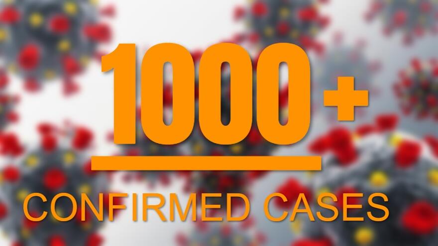 Antigua and Barbuda Tops 1000 Covid-19 Cases