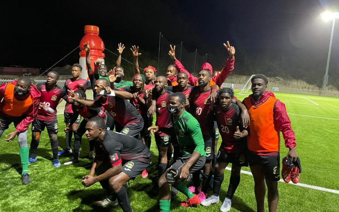 Four Players Added To Benna Boys Training Squad As Sessions Resume At Paynters