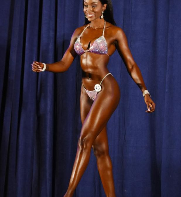 Bikini Fitness Pro eyes several qualifying events