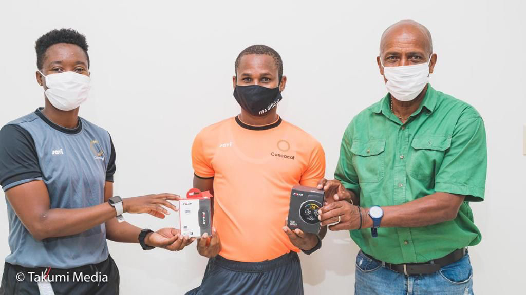ABFA makes timely presentation to local FIFA referees