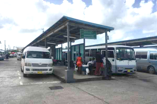 Passenger limit on public buses could continue for some time