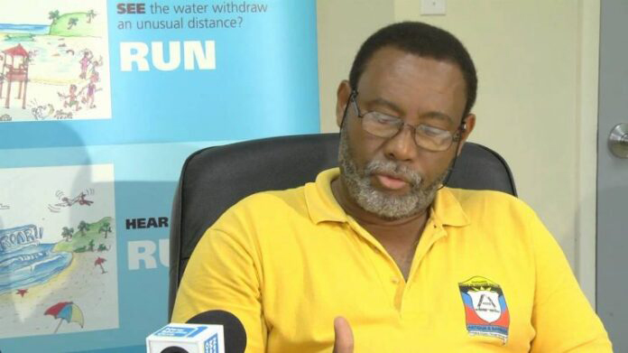 A&B is ready to accept evacuees from St Vincent, Mullin says