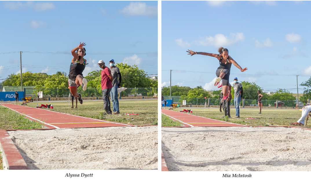 YASCO hosts first meet in three years, Two junior athletes qualify for Carifta