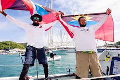Things are back to normal says Team Antigua Pairs