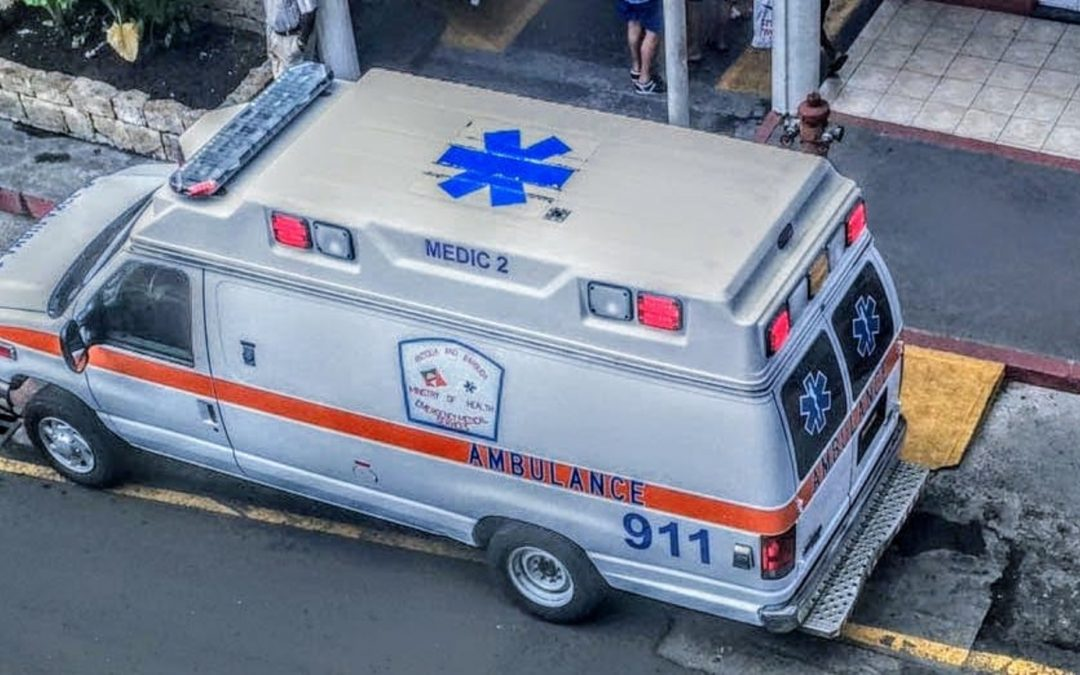 EMS PERSONNEL NOT PERMITTED FIRST ON THE SCENE OF VIOLENT CRIMES OR ALTERCATIONS