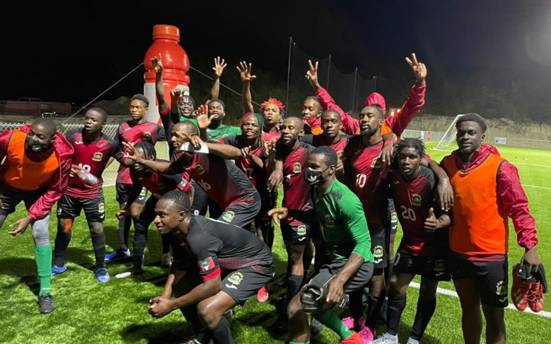 Five Overseas-Based Players Identified For Benna Boys' World Cup Clash Against Grenada