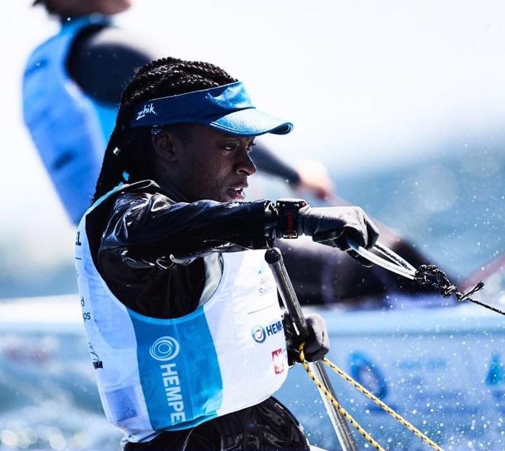 Young Sailor Jalese Gordon To Make Waves At Tokyo Olympics