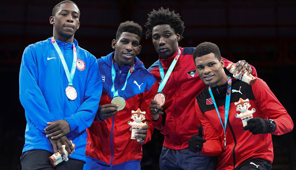 Fearless Antiguan Boxer Hungry For Olympic Medal