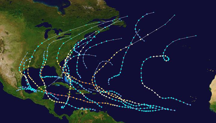 Residents told 'get prepared' as hurricane season begins