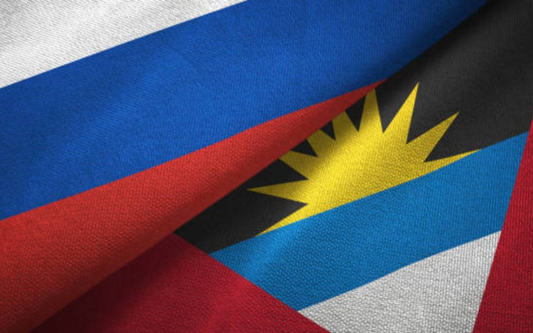 History made for Antigua and Barbuda as the twin island nation signs bilateral agreement with Russia.